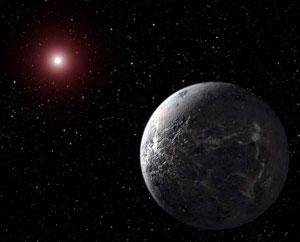 Extrasolar planet