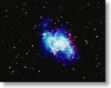 Crab Nebula zoom