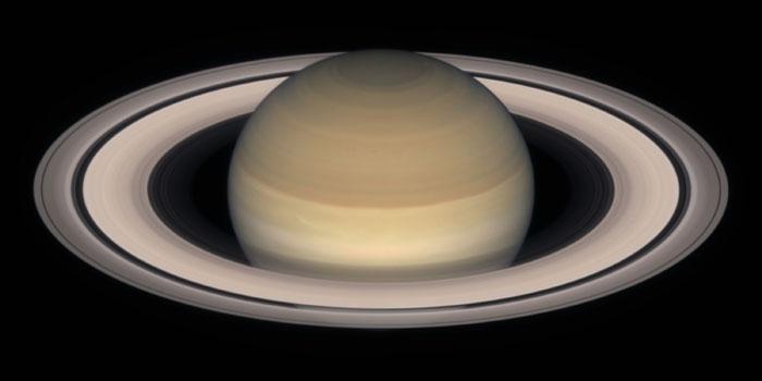Diameter Of Saturn S Rings